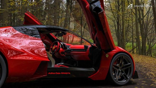 Ferrari Zenyetta