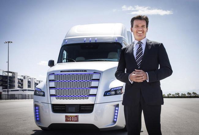 Доктор Вольфганг Бернхард, член Правления концерна Daimler, глава подразделения Daimler Trucks & Buses