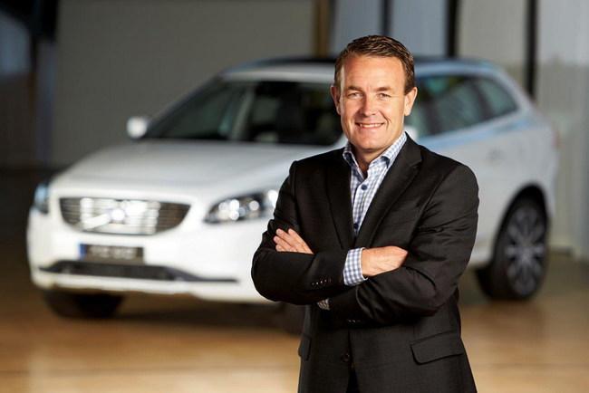 Томас Мюллер, вице-президент по разработке электронных, электрических систем и решений с использованием технологий электрификации Volvo Car Group
