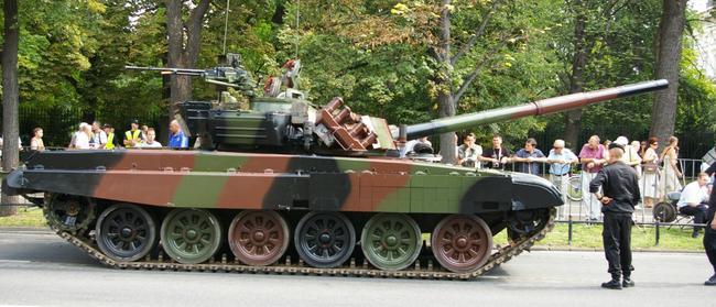 РТ- 91 (аналог танка Т- 72)