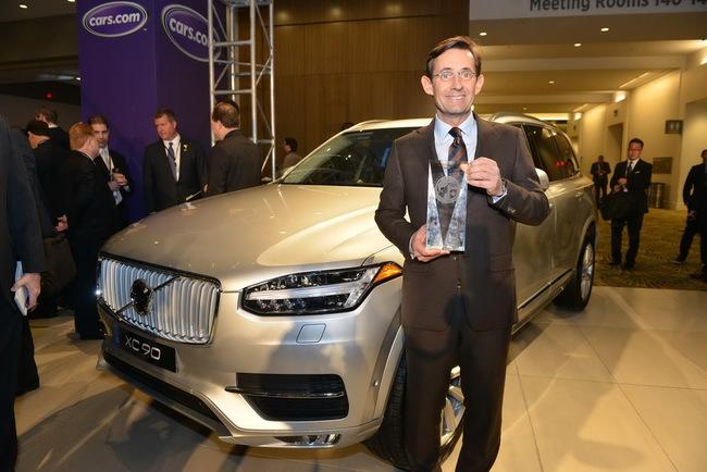 Объявлены победители американского «Автомобиля года»
