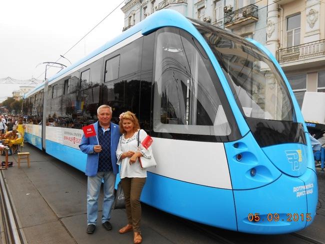Киевские автотюнеры – от «скорых» до трамваев