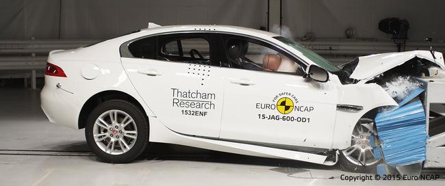 Euro NCAP назвал самые безопасные новые автомобили 2015 года