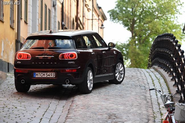 Какие новинки BMW и Mini ждут покупателей в 2016 году?