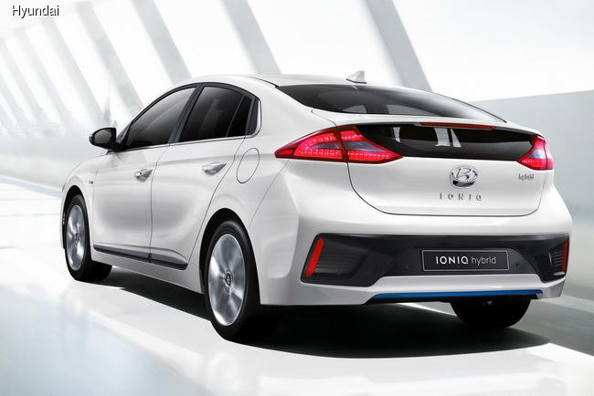 Hyundai Ioniq покажут в Женеве