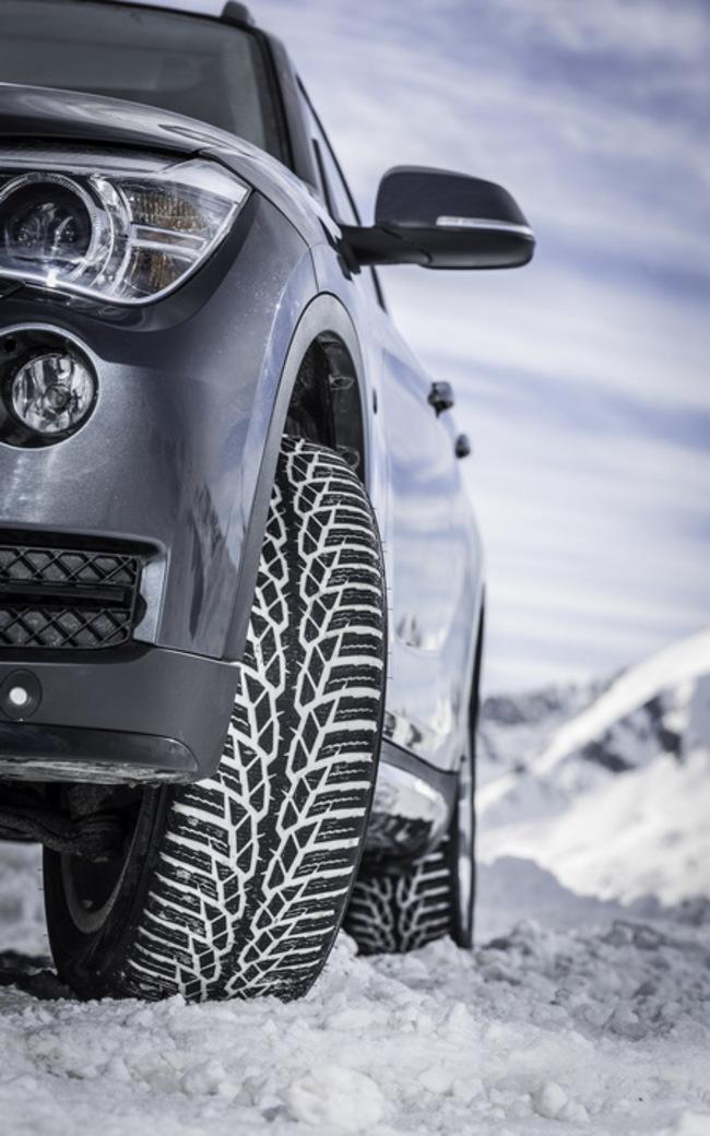 Технология Nokian Aramid Sidewall: кевларовая защита для SUV-шин