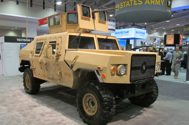 Hummer от Textron Systems