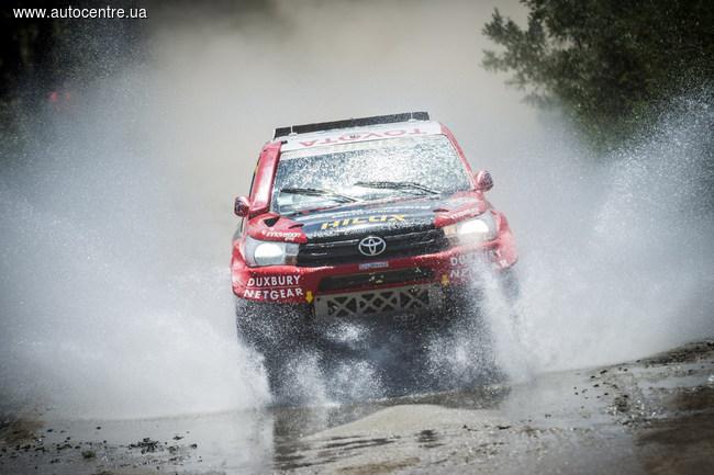 «Дакар 2016»: триумф Peugeot и 12-я победа Петранселя