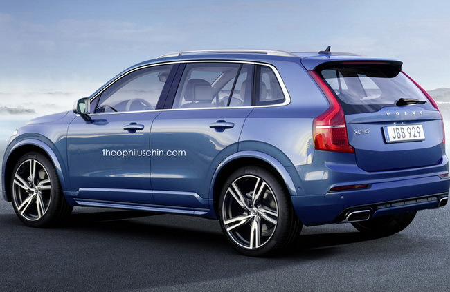Volvo готовит компактный SUV