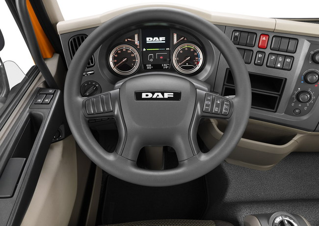 DAF обновил грузовик LF
