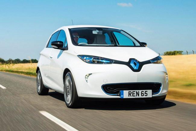 Революция Renault - в зарядке электромобилей