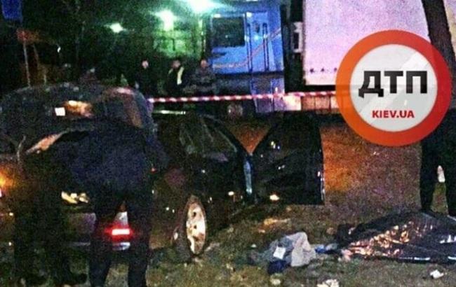 Погоня киевских полицейских за BMW закончилась стрельбой на поражение