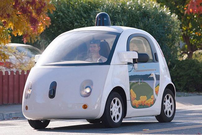Электромобили Google получат еще одно ноу-хау