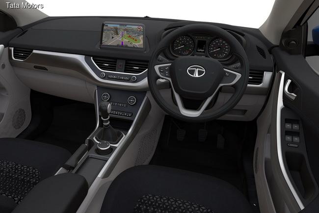 Tata Nexon расширит ассортимент SUV