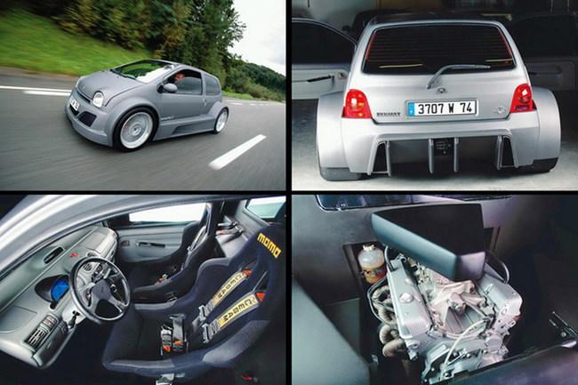 юнинг Renault Twingo за 70 тысяч евро (+ВИДЕО)