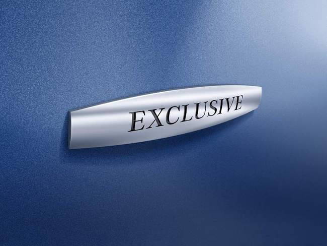 Mercedes-Benz презентовал V-Class Exclusive