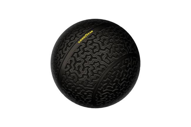 Женева 2016: концептуальная шина сферической формы от Goodyear