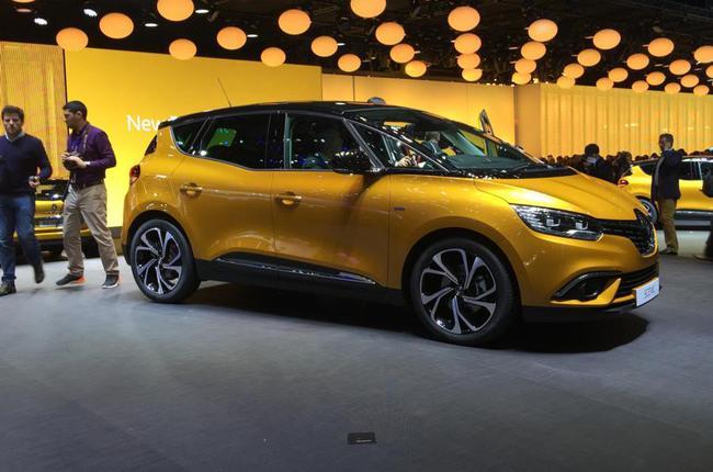 Женевский автосалон 2016: премьеры Renault