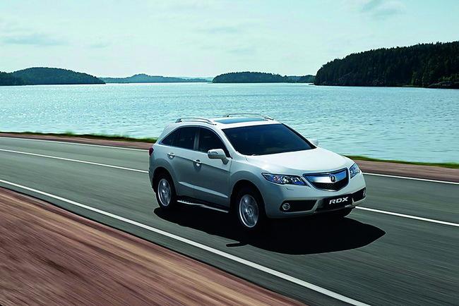 Фактор выбора и «Автомобиль года в Украине 2016»: Acura