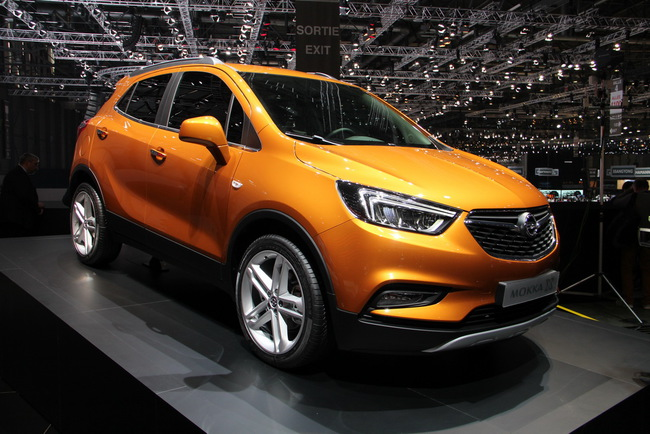 Женевский автосалон 2016: Автомобиль года и мировые премьеры Opel