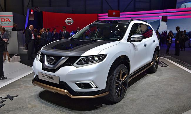 Женевский автосалон 2016: Nissan Qashqai и X-Trail – в версии Premium Concept