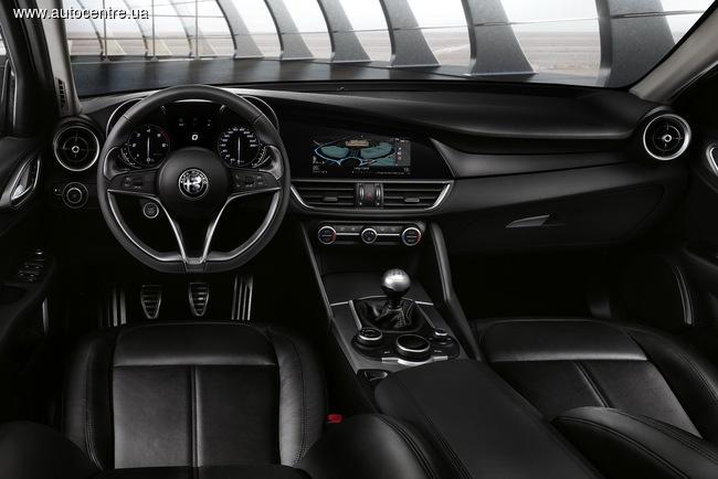 Женевский автосалон 2016: Alfa Romeo раскрыла все секреты Giulia