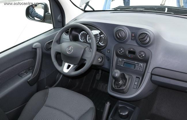 На украинский рынок вышел фургон Mercedes-Benz Citan