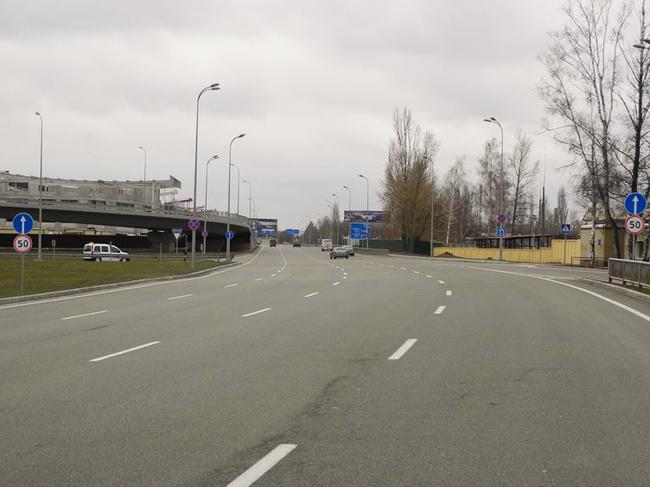 На подъездах к аэропорту «Борисполь» - новые ограничения скорости