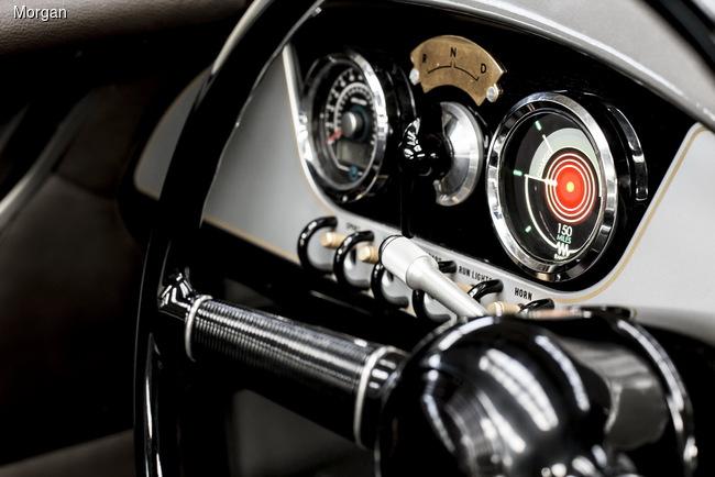 Женевский автосалон 2016: Morgan занялся электромобилями