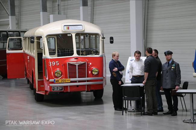 Warsaw Bus Expo 2016