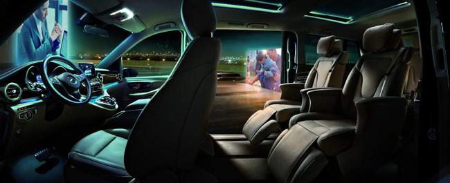 Mercedes-Benz V-Class начали собирать в Китае