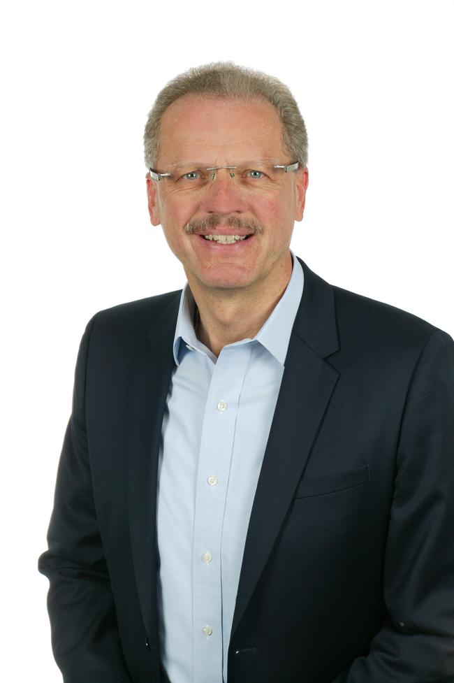 Волкер Морнхинвег, глава Mercedes-Benz Vans