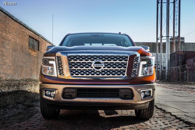 Нью-Йоркский автосалон 2016: Nissan расширяет семейство Titan