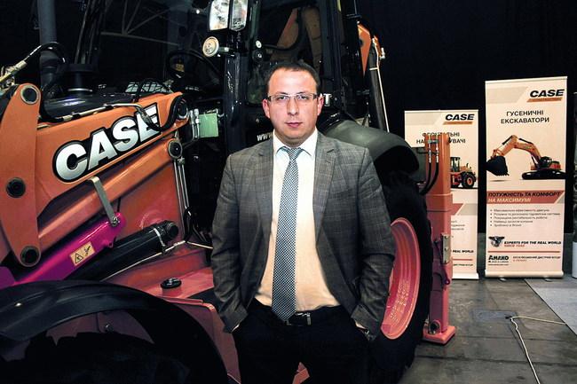 Олег Боднар Руководитель департамента  строительной техники компании АМАКО
