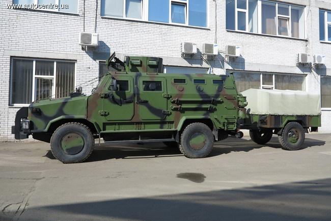 «Практика» показала новые бронеавтомобили для армии (+ВИДЕО)