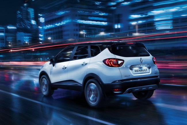 Renault Kaptur получил полный привод