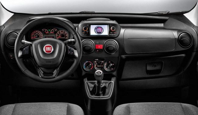 Fiat показал сверхэкономичный Fiorino