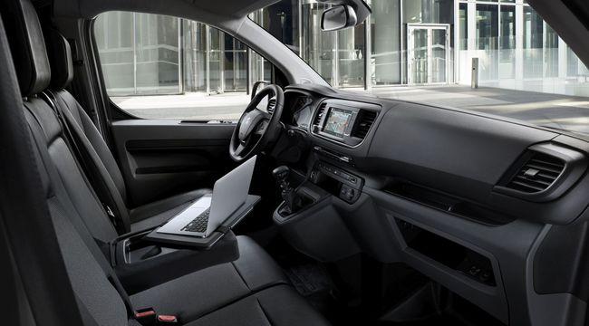 Новый Peugeot Expert: на поколение вперед