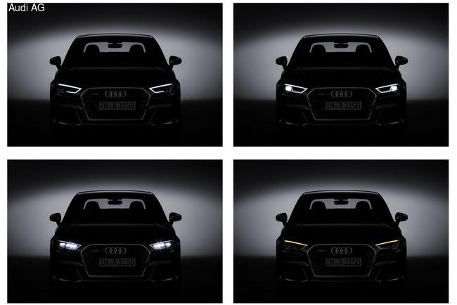 Audi обновила семейство A3