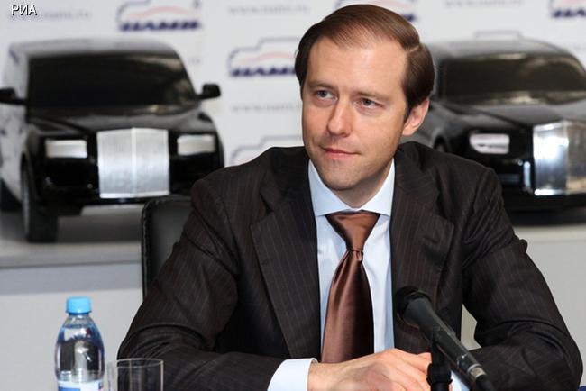 Российский царь получит новый автомобиль в начале 2018 года