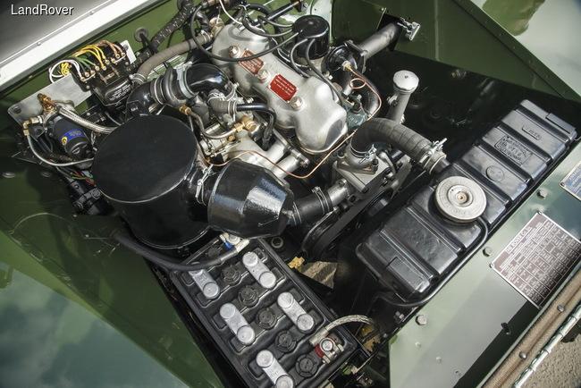 Land Rover займется «классикой»