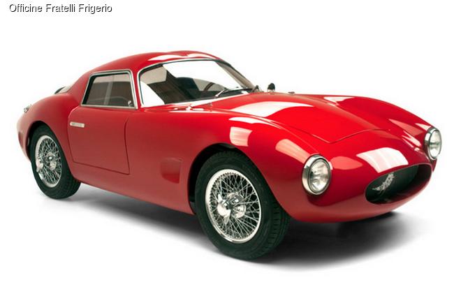 Итальянцы выпустят эксклюзивное купе в стиле ретро
