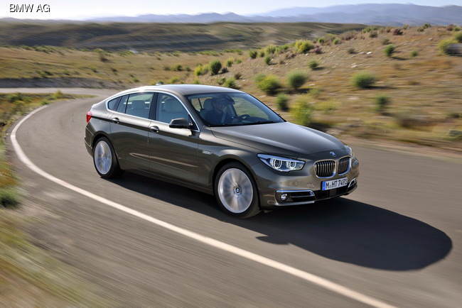 BMW 5 серии – самый популярный бизнес-седан в мире