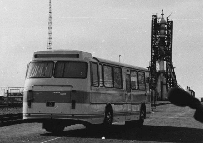 Как автобусы ЛАЗы стали «звездными лайнерами»