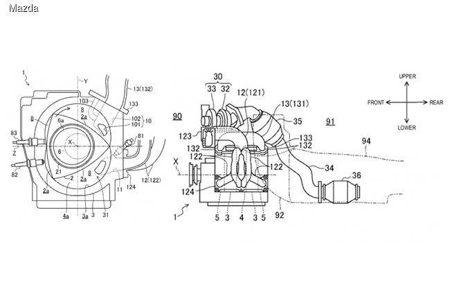 У Mazda будет новый роторный мотор