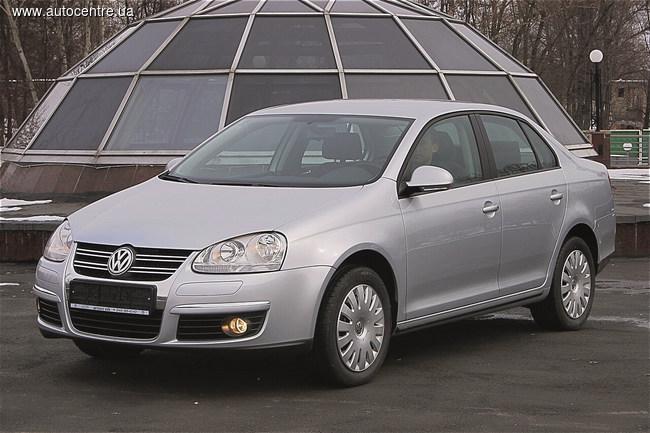 VW Jetta V
