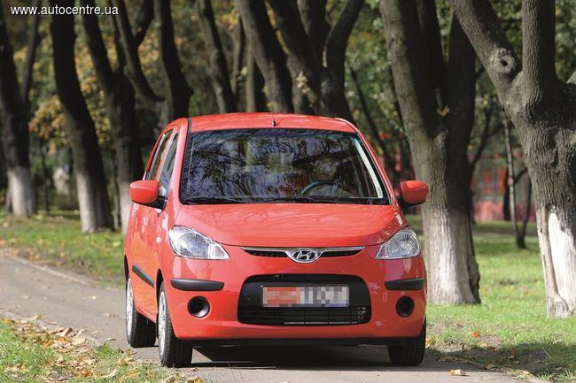 Обзор Hyundai i10: По проторенной дорожке