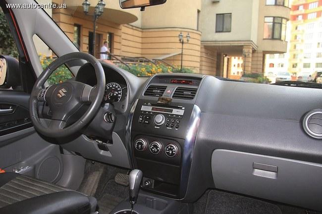 Сравнительный обзор Kia Soul и Suzuki SX4: Универсальный козырь