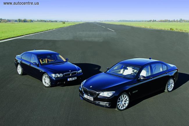 Обзор BMW 7-й серии
