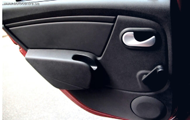 Обзор Renault Sandero: Оправданная экономия